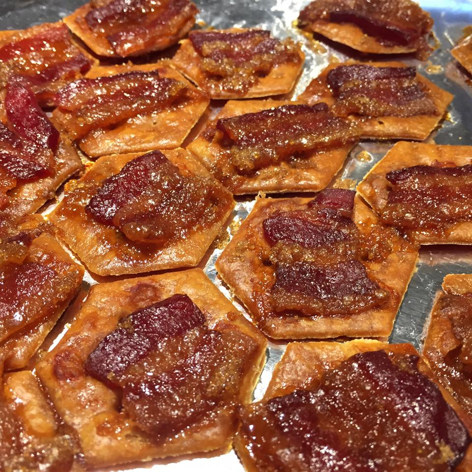 Bacon Crackers Jessica