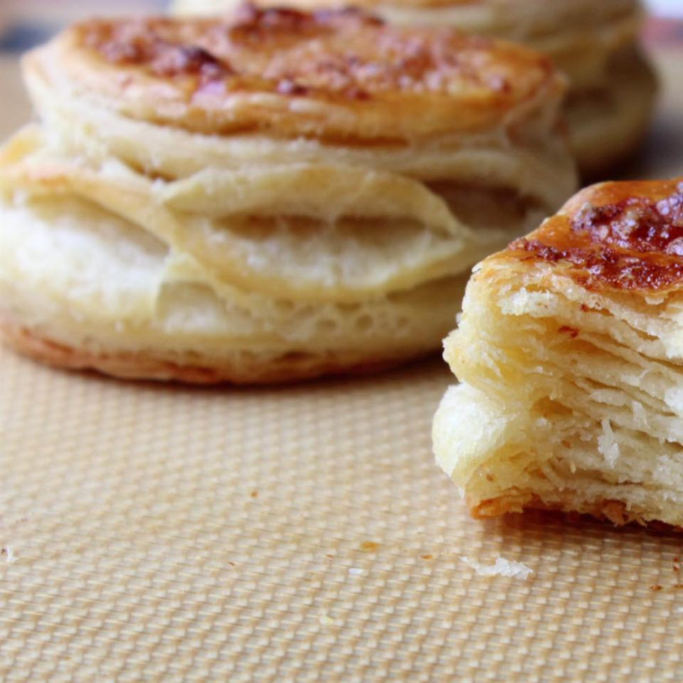 Chef John's Butter Puff Biscuit Dough Recipe