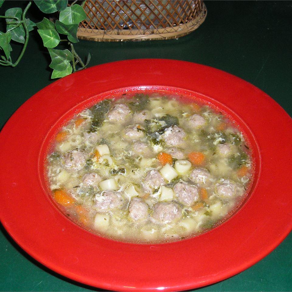 Party Italian Wedding Soup Challengergurl