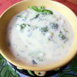 Broccoli Potato Soup Burrito Queen