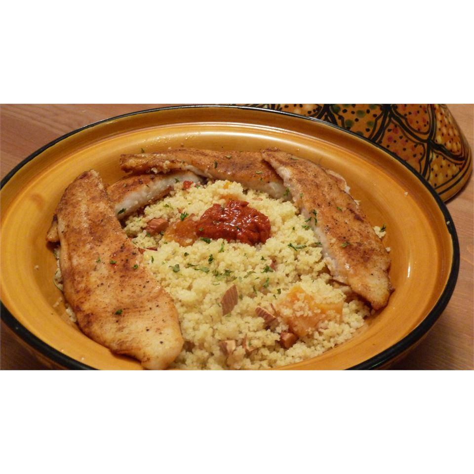 Sweet and Nutty Moroccan Couscous CoDeGiRL