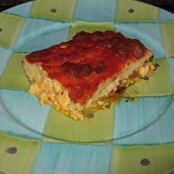 Chiles Rellenos Pie laidback
