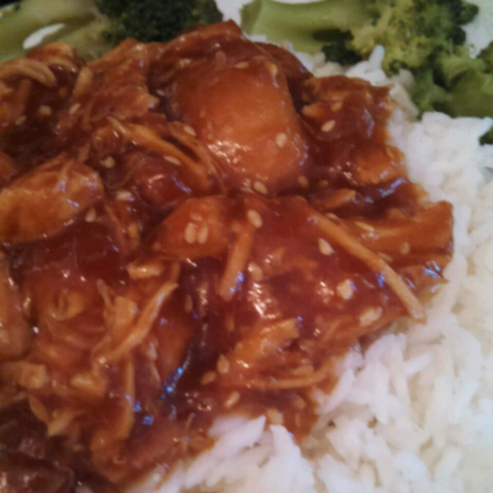 Sesame Chicken for Slow Cooker Shaid Hyde