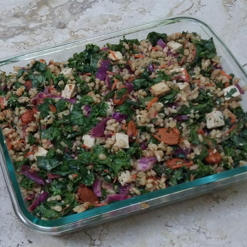 Whole Earth Kale Salad