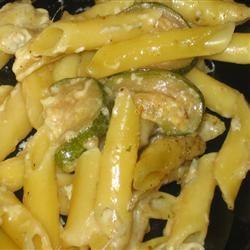 Blue Cheese Fettucine JARRIE
