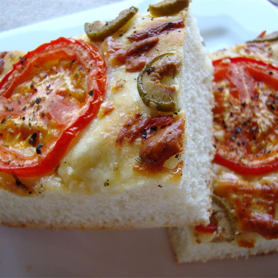 Michael's Foccacia Bread image