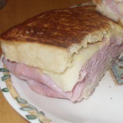 Aunt Bev's Glorified Grilled Cheese Sandwich Melissa Wilson Martin