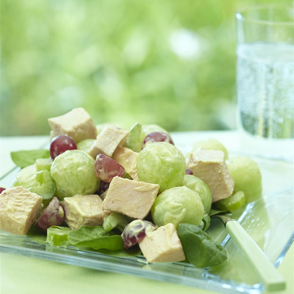 Chicken and Melon Salad Candice
