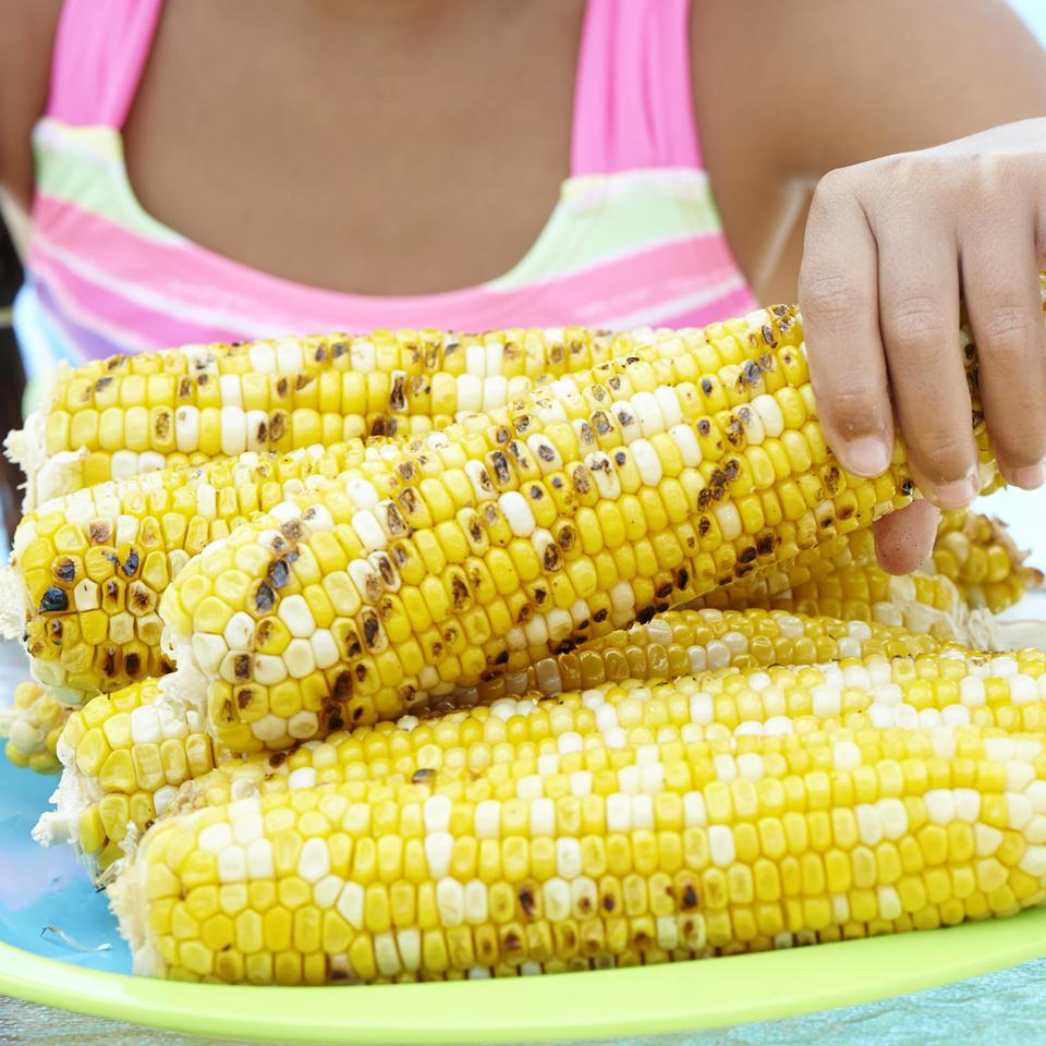 Juicy Grilled Corn On The Cob Allrecipes Magazine