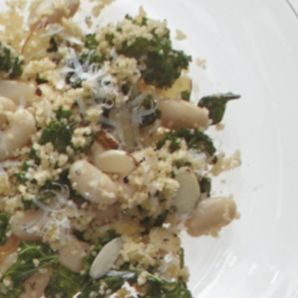 Kate's Kale Couscous