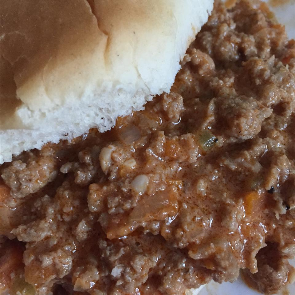 Buffalo Chicken Sloppy Joes Luv2eat