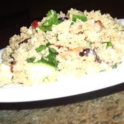 Rosemary Chicken Couscous Salad SWEETJAM