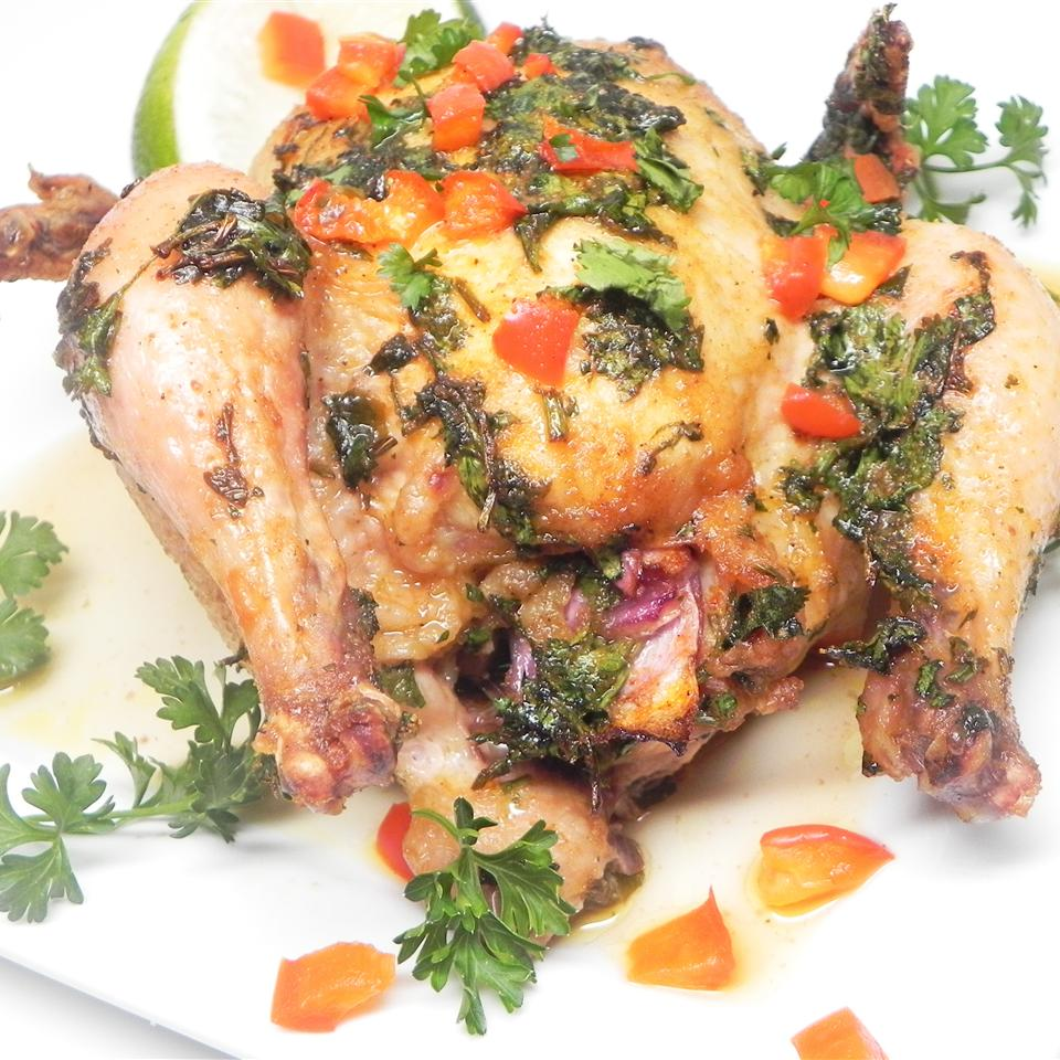 Delightful Cornish Hens