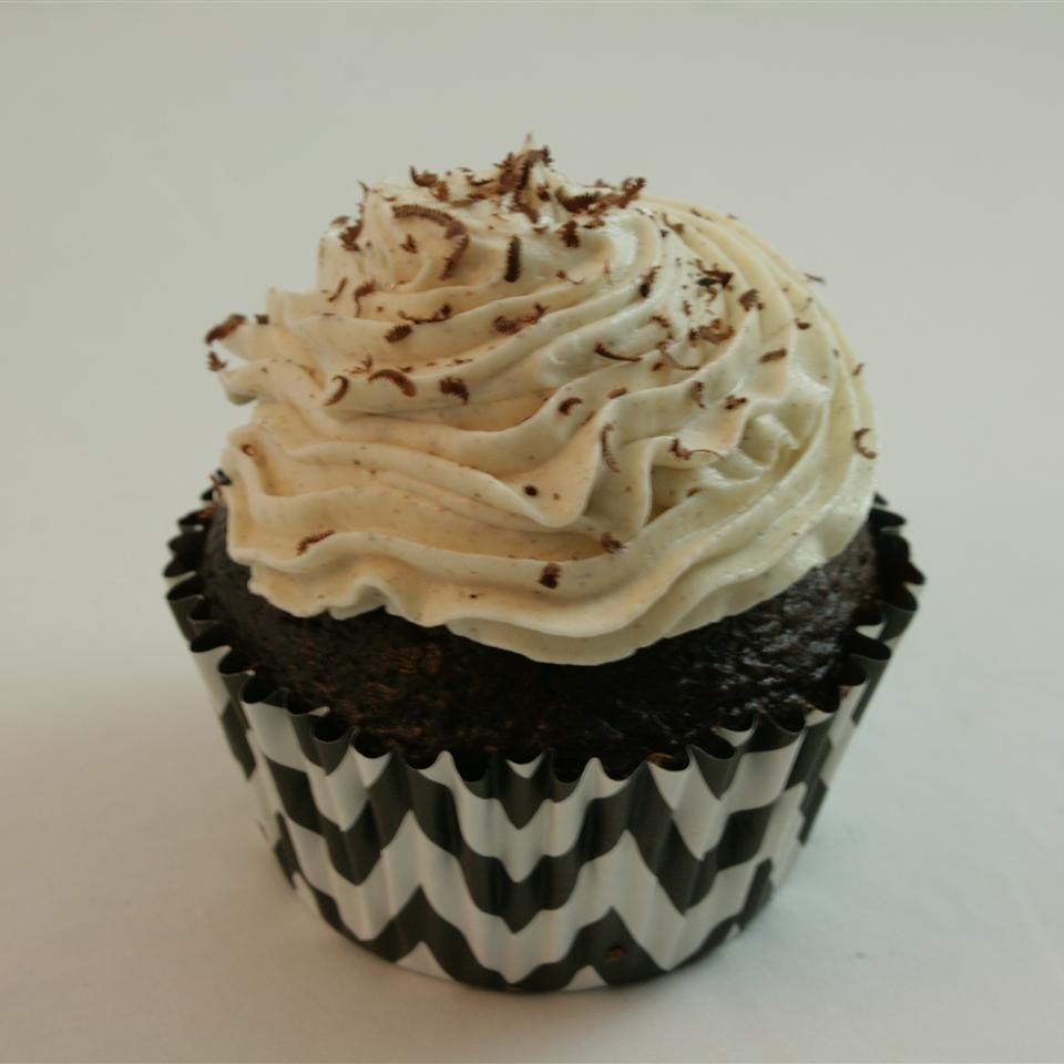 Chocolate Chai Cupcakes Recipe - Allrecipes.com | Allrecipes