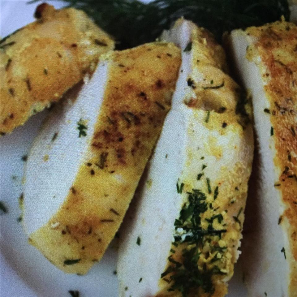 Greek Yogurt-and-Dill-Marinated Chicken tofanic88