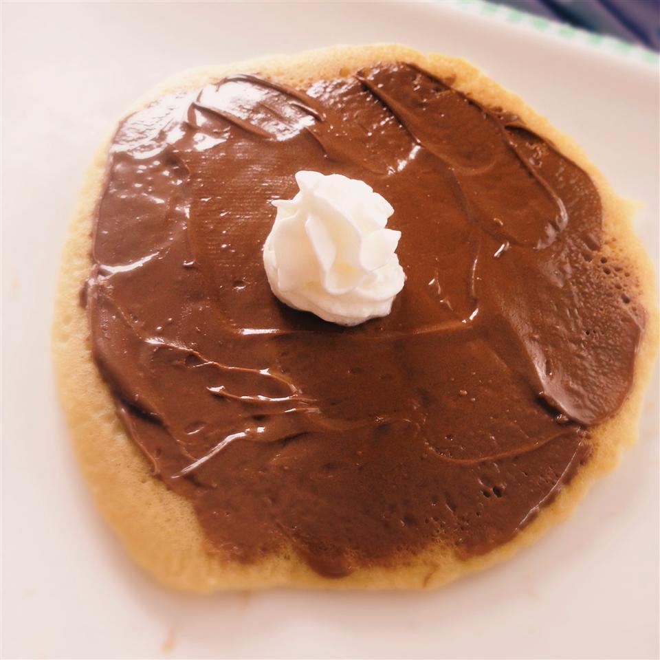 Coconut Milk Pancake