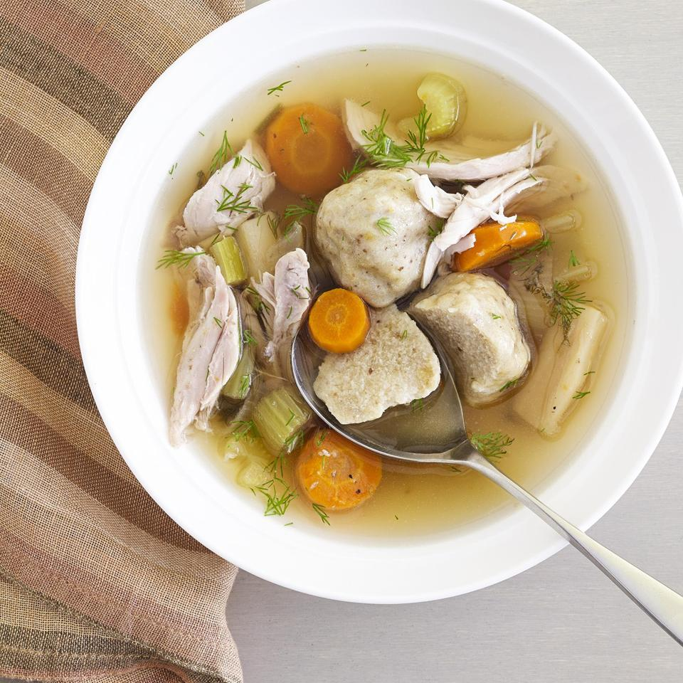 Jewish Chicken Soup Layla