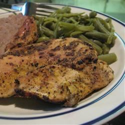 Gina's Lemon Pepper Chicken Cooking for my BABY