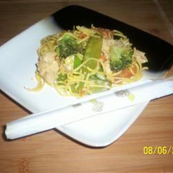 Chinese Noodle Chicken inounvme