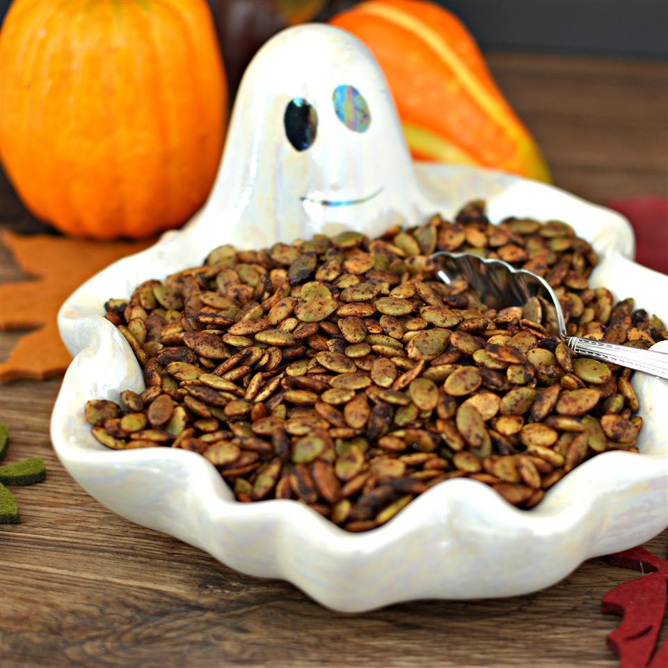 Seasoned Pumpkin Seeds