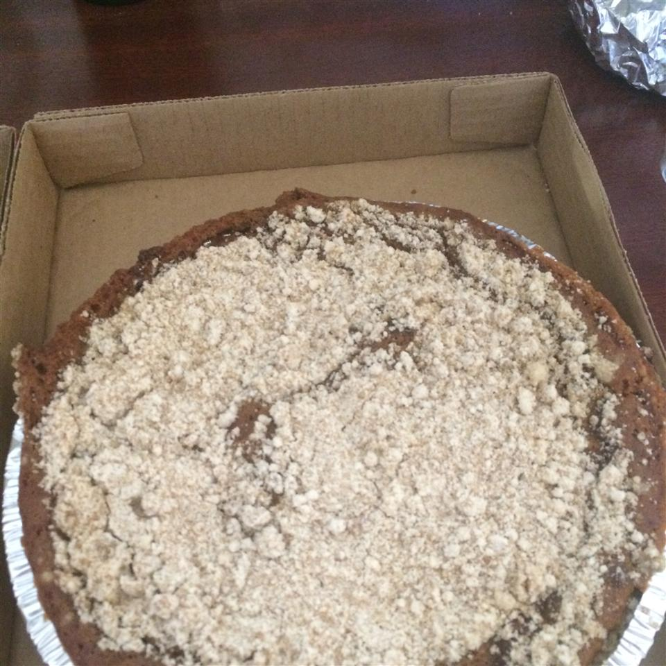 Wet-Bottom Shoofly Pie