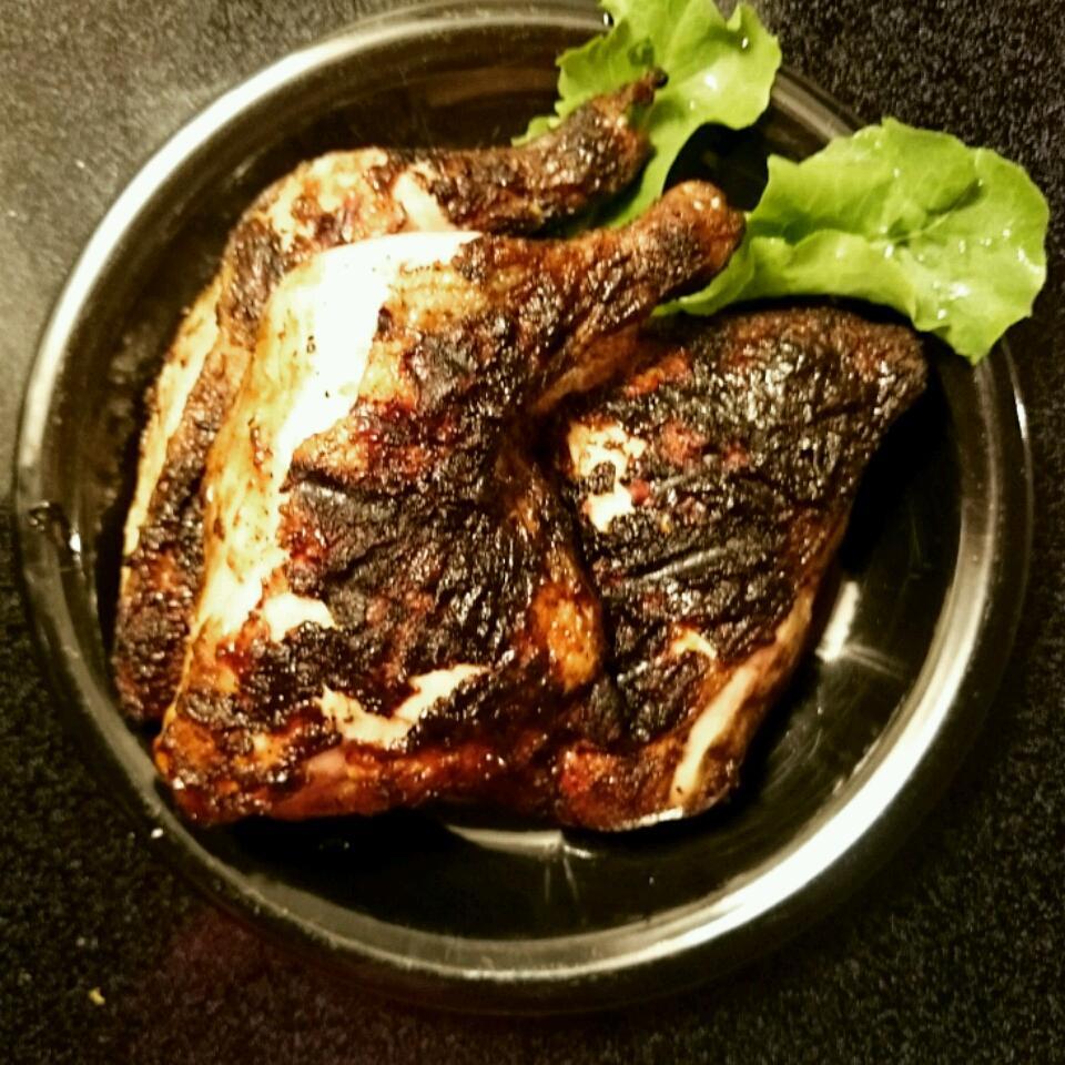 Blackened Chicken Lauren Dawn Bernard