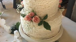 white wedding cake frosting allrecipes wedding cake icing recipe allrecipes 27350