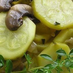 MeMa Rie's Zippy Zucchini Recipe