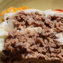Mom's Favorite Meatloaf