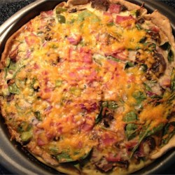 Quiche Supreme Recipe
