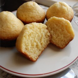 Grandma's Honey Muffin Recipe (From: Taste of Home)