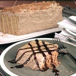 Photo of Easy Nesquik Butterfinger Dessert by Butterfinger