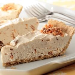 Peanut-Butterfinger Cream Pie Recipe