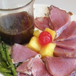Maple Cinnamon Ham Glaze Recipe