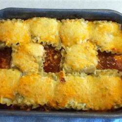 Mexican Lasagna Rollups Recipe