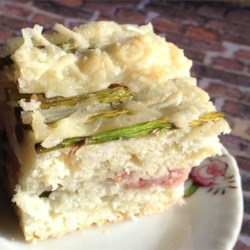 Ham and Asparagus Brunch Bake Recipe