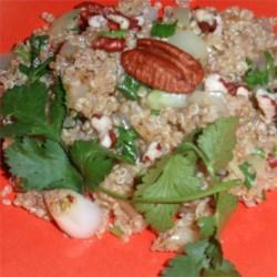 Quinoa Pilau Recipe
