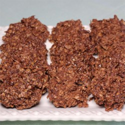 No-Bake Chocolate Coconut Cookies Recipe