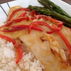 Dijon Mustard Baked Catfish Recipe