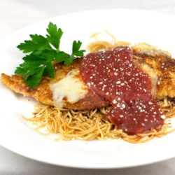 My Chicken Parmesan Recipe