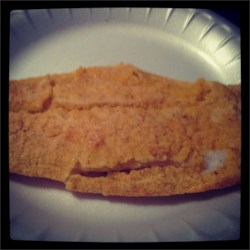 Southern-Style Oven-Fried Catfish Recipe