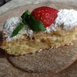 Simple Buttermilk Coffee Cake |