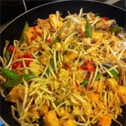 Classic Pad Thai Recipe