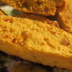 Ginger Biscotti Recipe
