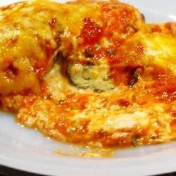 Eggplant Parmesan I