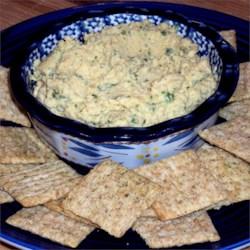 Yummy Cilantro-Jalapeno Hummus