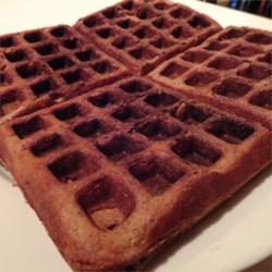 Chocolate Waffles I Recipe