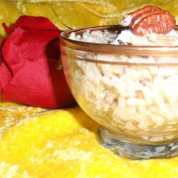Pecan Rice Pudding Recipe
