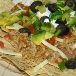 Super Nachos Recipe