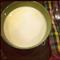 Photo of Harp® and Cheese Soup by Laurel Leamon